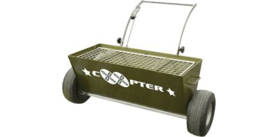 Coopter Material Spreader